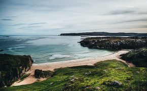 North Coast Scotland Tom Cairns